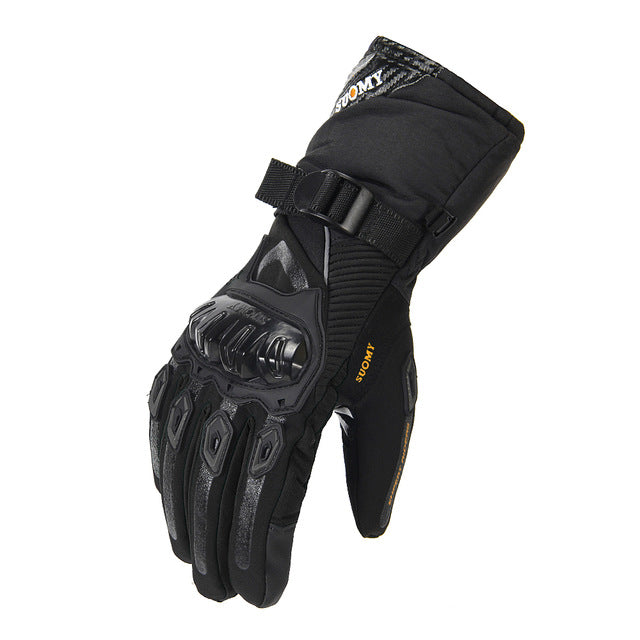 Men Waterproof Motorcycle Gloves - MotorsLova | We serve real products for real bikers !