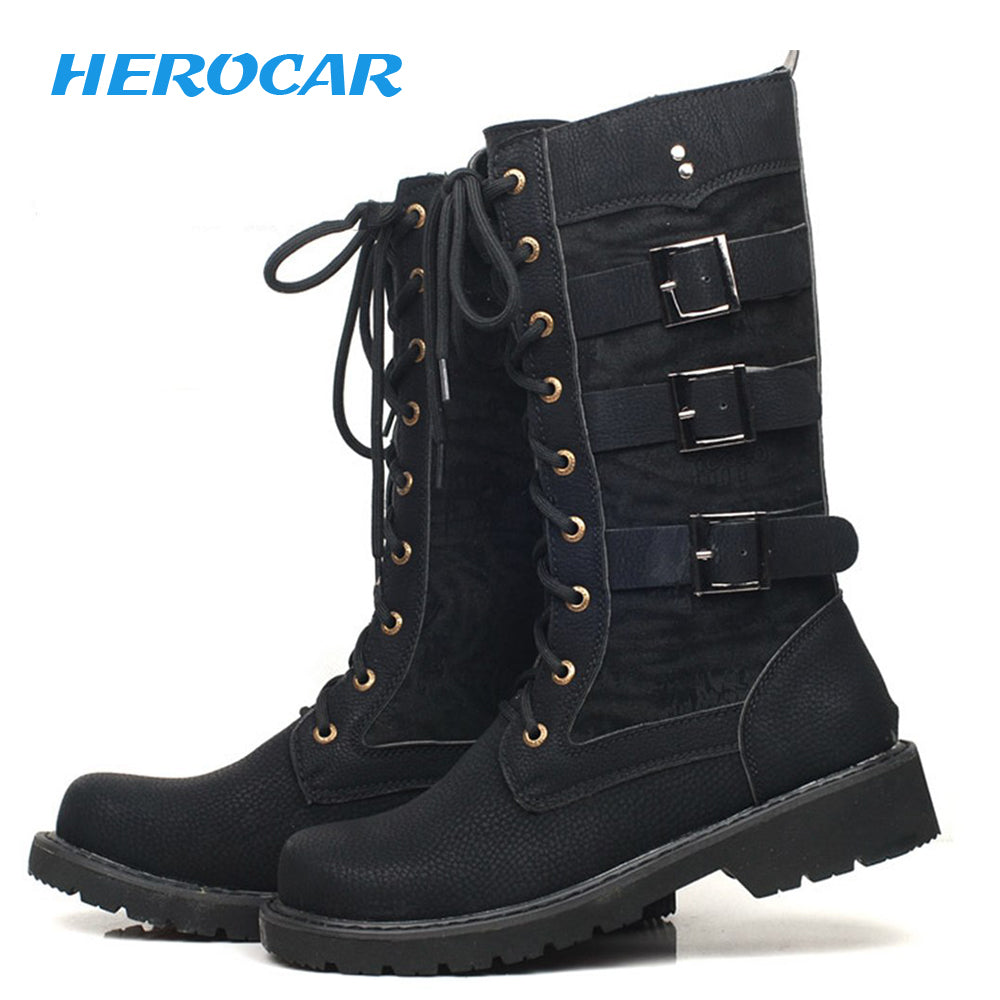 Protective Motorcycle Boots For Men - MotorsLova | We serve real products for real bikers !