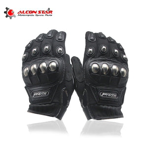 Protective Racing Motorcycle Gloves - MotorsLova | We serve real products for real bikers !
