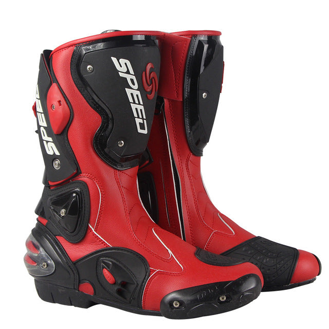 Motorcycle Protective Boot For Women - MotorsLova | We serve real products for real bikers !