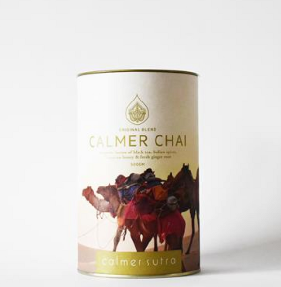 Calmer Chai - All Natural Fresh Original Blend 200g