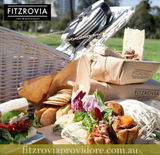 Picnic Basket - 5 course grazing lunch for 2, fresh on the day