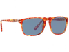Persol PO3059S Tortoise Red Blue Lens Sunglasses 1060/56 54MM