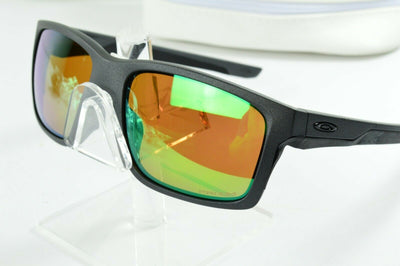 Display Model Oakley Mainlink Steel Prizm Shallow Water OO9264-20 Sunglasses