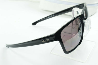 Display Mdl Oakley Sliver XL Polished Black Polarized OO9341-06 Sunglasses