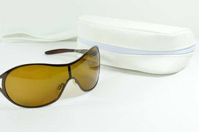 Display Mdl Oakley Deception Polished Chocolate Polarized OO4039-04 Sunglasses