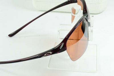 Display Mdl Oakley Unstoppable Crystal Raspberry Vr28 Irid. OO9191-07 Sunglasses