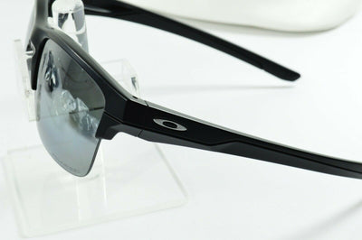 Display Model Oakley Thinlink Matte Black Iridium Polarized OO9316-06 Sunglasses