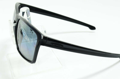 Display Mdl Oakley Sliver XL Matte Black Gray Polarized Sunglasses OO9341-01