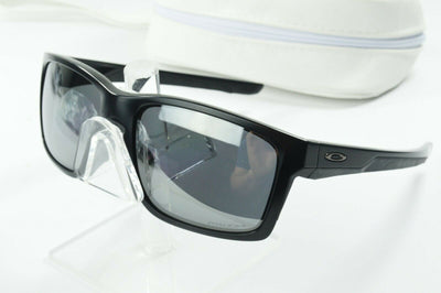 Display Mdl Oakley Mainlink Matte Black Prizm Polarized OO9264-2757 Sunglasses
