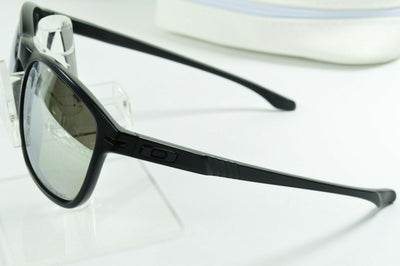 Display Model Oakley Enduro Matte Chrome Iridium Polarized MPH Sunglasses