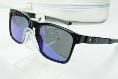 Display Model Oakley Catalyst Black Ink Positive Red Iridium OO9272-06 Sunglasse