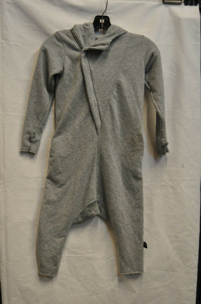 NWT Nununu Gray Cotton One Piece Jumpsuit 4-5