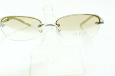 NOS Guess Clear Oval Sunglasses Hype SS-65 GU293 56/17/135
