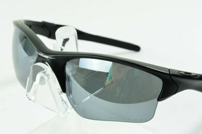 Display Mdl Oakley Half Jacket 2.0 XL Matte Black Polarized Sunglasses OO9154-05