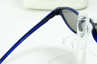 Display Model Oakley Latch Matte Translucent Blue Sapphire OO9265-14 Sunglasses