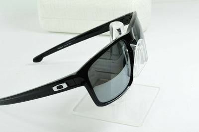 Display Mdl Oakley Sliver Polished Black Gray Polarized OO9262-09 Sunglasses