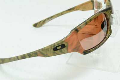 Display Model Oakley Fives Squared Woodland Camo Vr28 Black OO9238-16 Sunglasses