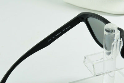Display Model Oakley Moonlighter Steel Black Ird Polarized OO9320-05 Sunglasses