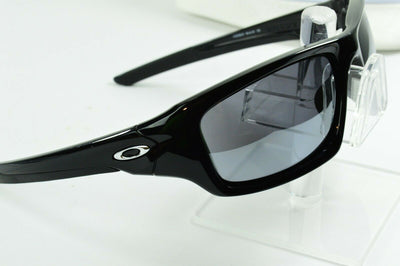 Display Model Oakley Valve Polished Black Iridium OO9236-01 Sunglasses