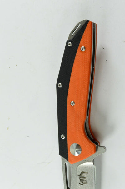 Shadow Tech Knives Recoil Folder Black/Orange