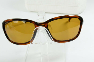Display Model Oakley She's Unstoppable Tortoise Polarized Sunglasses OO9297-02