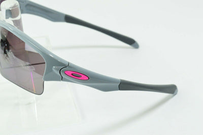 Display Md Oakley Quarter Jacket Gray Pink Prizm MPH Sunglasses