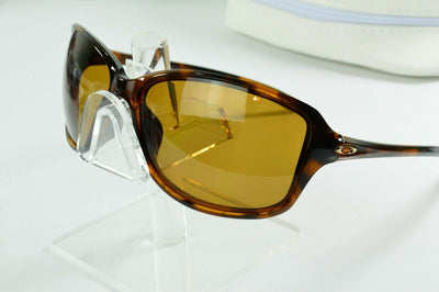 Display Model Oakley Cohort Tortoise Brown Bronze Polarized OO9301-05 Sunglasses