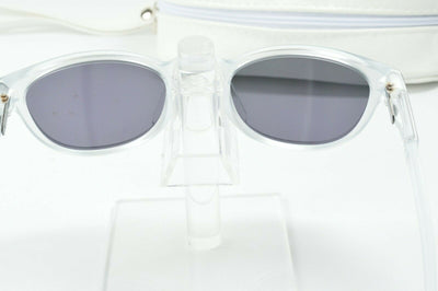 Display Model Oakley Latch Matte Clear Jade Iridium OO9265-13 Auth Sunglasses