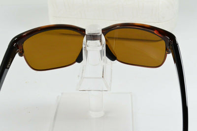 Display Model Oakley RSVP Tortoise Brown Gold Iridium Sunglasses OO9204-04