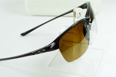 Display Mdl Oakley Unstoppable Raspberry Spritzer Polarized OO9191-03 Sunglasses