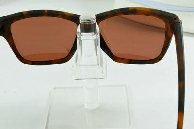 Display Model Oakley Hold On Tortoise Black Irid Polarized OO9298-07 Sunglasses