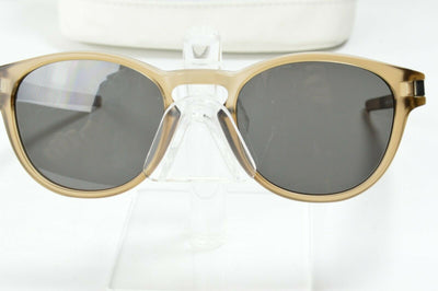 Display Model Oakley Latch Matte Sepia Warm Gray OO9265-03 Sunglasses