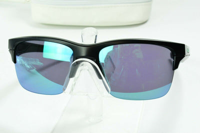 Display Model Oakley Thinlink Matte Black Jade Iridium OO9316-09 Sunglasses