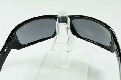 Display Model Oakley Straightlink Polished Black Iridium OO9331-01 Sunglasses