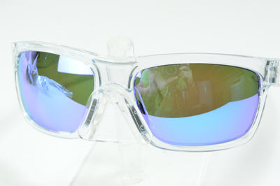 Revo Stern X Clear Blue Polarized RE4056X 09 Sunglasses Display Model