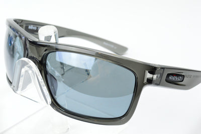 Revo Stern X Smoke Gray Polarized RE4056x 19 Sunglasses Display Model