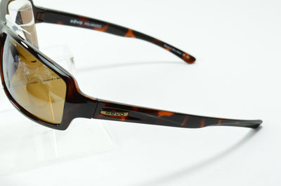 Revo Thrive Brown Polarized RE4037X 02 Sunglasses Display Model