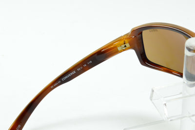 Revo Converge Tortoise Brown Polarized RE4064 03 Sunglasses Display Model