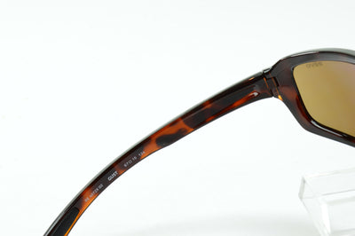 Revo Gust Tortoise Brown Polarized RE4072X 02 Sunglasses Display Model