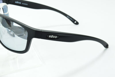 Revo Harness Matte Black Stealth Polarized RE4071 11 Sunglasses Display Model