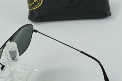 Ray-Ban Sunglasses Large Aviator RB3025 002/62 Black G-15 58mm