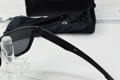 New Oakley Crossrange Patch Black Prizm Polarized Sunglasses OO9382-06