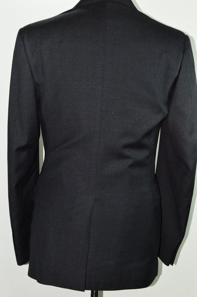 NWT $995 Polo Ralph Lauren Custom Fit Grey Wool Blazer 40L Mens