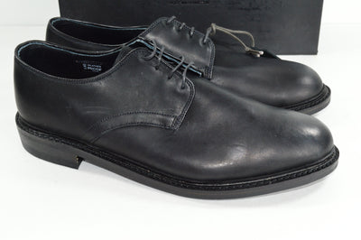Allen Edmonds Surrey Derby Shoes Black Horween Weatherproof 12D Mens