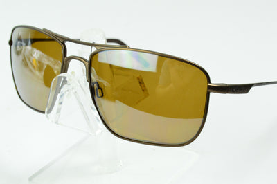 Revo Ground Speed Brown Polarized RE3089 03  Sunglasses Display Model