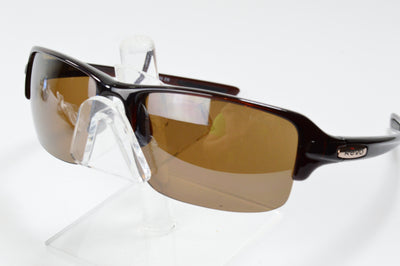 Revo Abyss Brown Mirrored Polarized RE4041X 02  Sunglasses Display Model