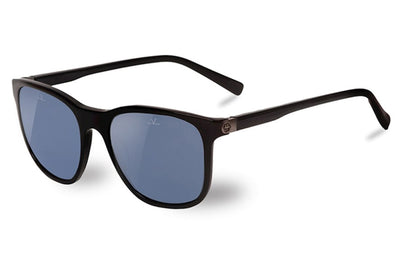 Vuarnet Black Blue Polarized Sunglasses VL1519 0001 0622