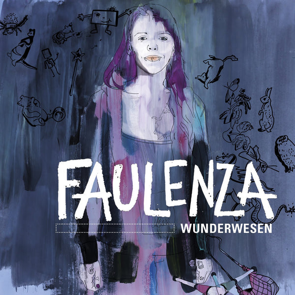 181029_Faulenza Wunderwesen CD front