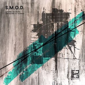 S.M.O.D. - A Form of Travel Unknown to Humans (VINYL)